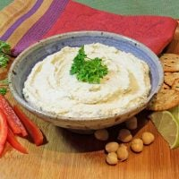 Low-Fat-Hummus