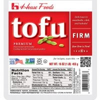 Non-GMO Tofu