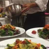 Sunshine Squash Salad