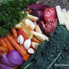 Veggies for Juicing