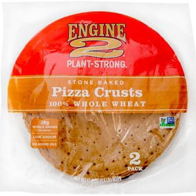 Engine 2 Pizza Crust