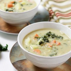 Potato Kale Soup