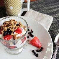 Soy-Yogurt-breakfast