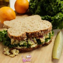 Tempeh Salad Sandwich