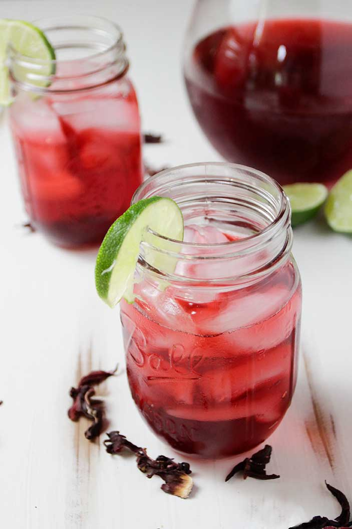 Lower Blood Pessure With Hibiscus Tea Recipe Plant Based Cooking