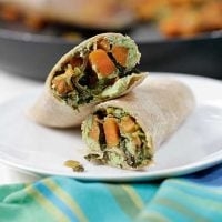 Curried-Veggie-Wraps