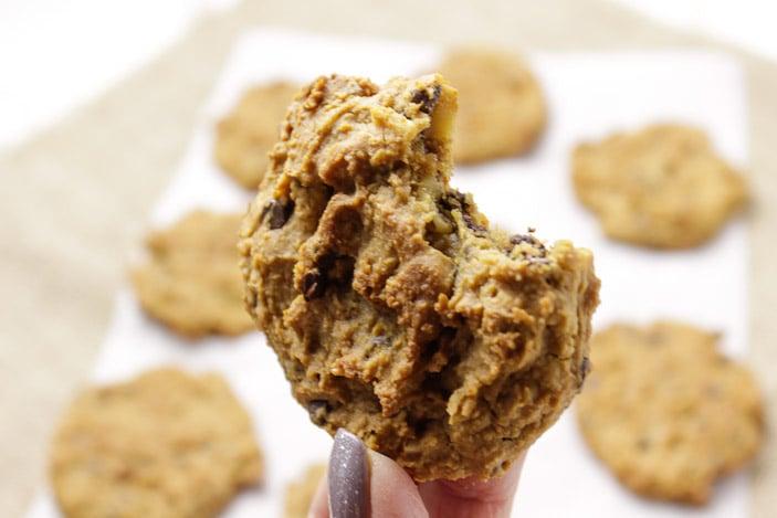 Chickpea Cookies