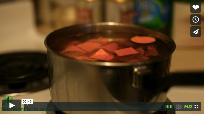 How to Cook Yams Video