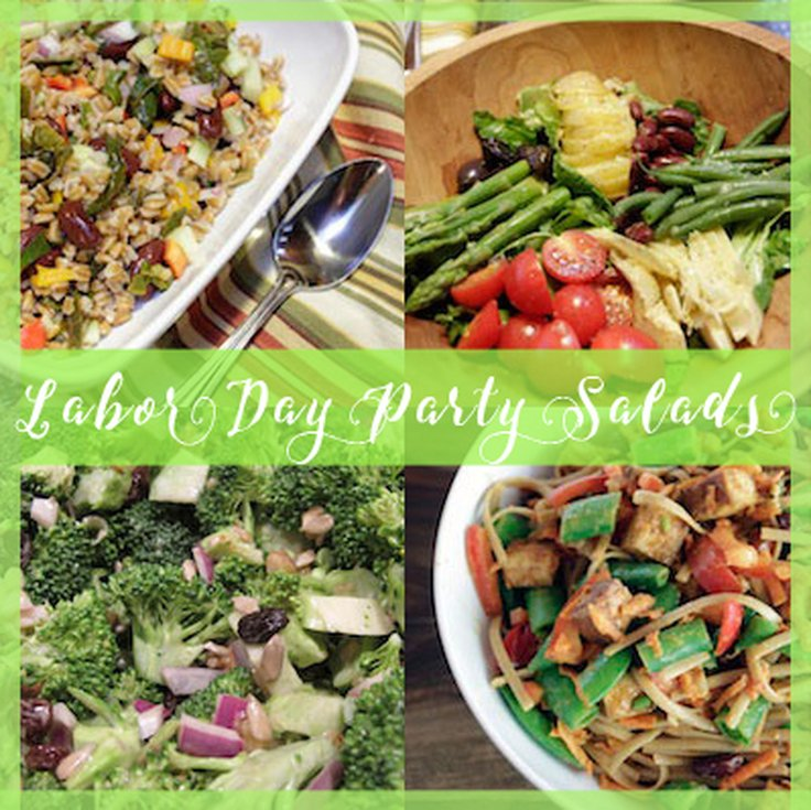 Labor Day Salads