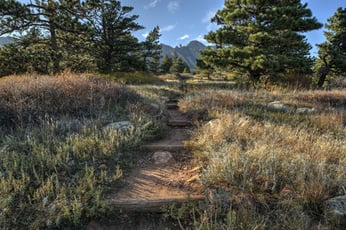 Boulder Hiking Trail