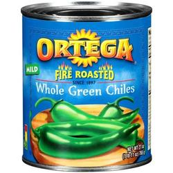 Canned Whole Green Chiles