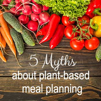 Meal Planning Myths