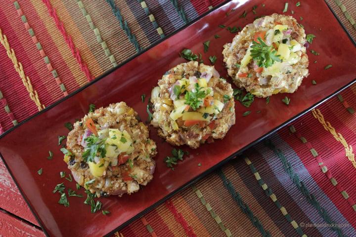 Tofu Crab Cakes