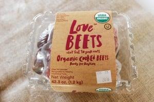 Arugula Apple Beet Salad