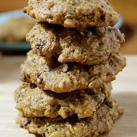 CARROT CHOCOLATE CHIP COOKIES