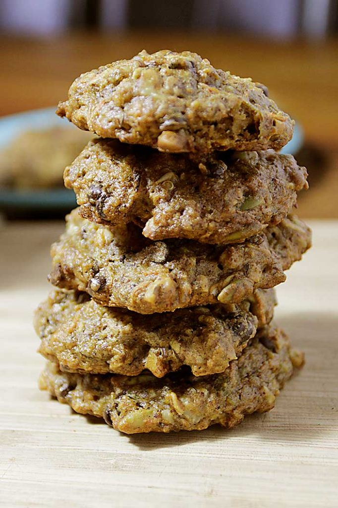 Carrot-Chocolate-Chip-Cookies