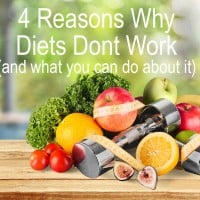 4 reasons why diets don't work