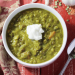 lentil pea soup