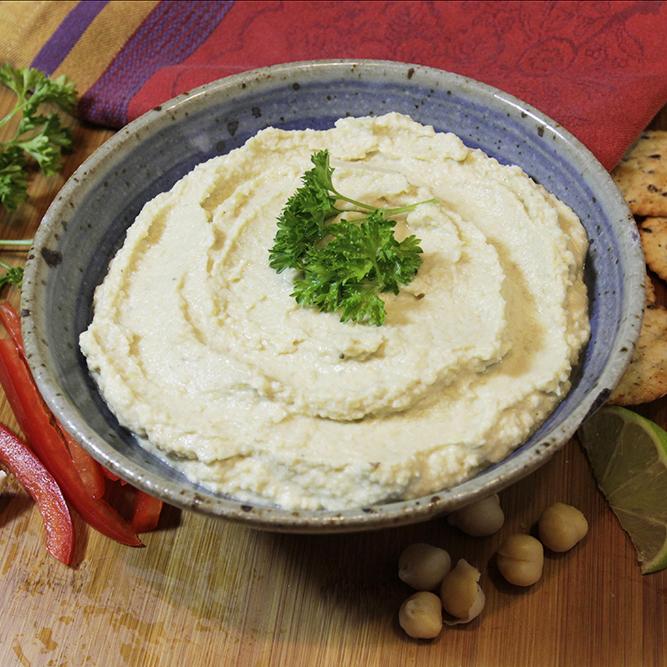 Artichoke Hummus
