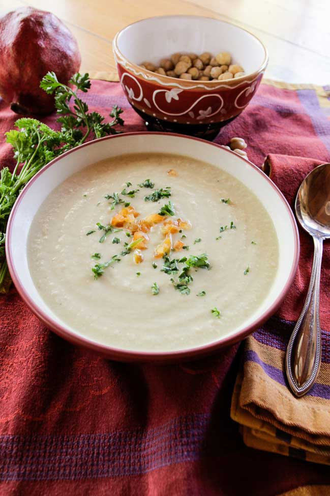 Cauliflower Chowder