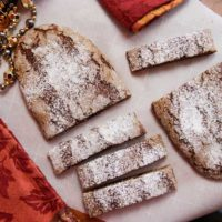 Spicy Molasses Bars