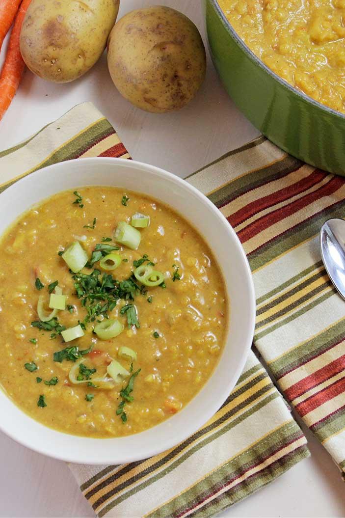 Mulligawtany Soup