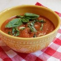 Classic Basil Marinara Sauce