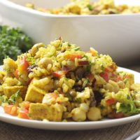 Curry Rice Salad