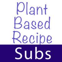 Recipe Subs