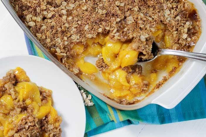Peach-Crisp