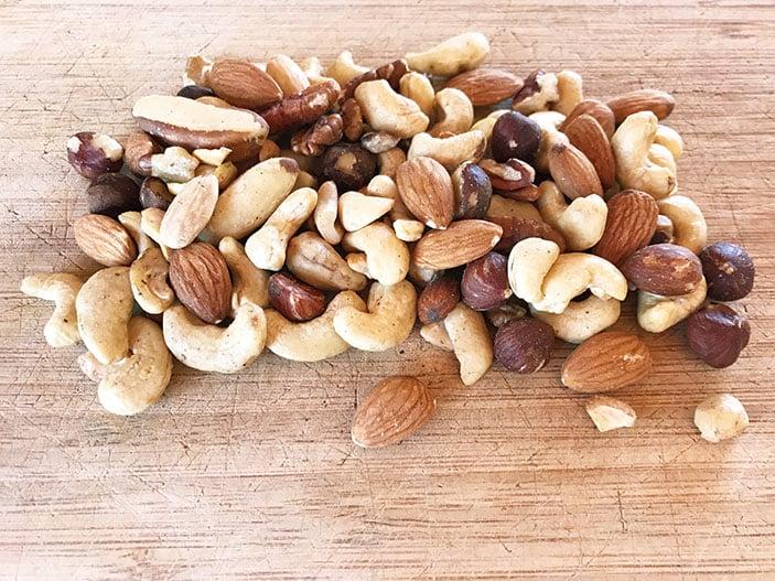 Roasting Nuts