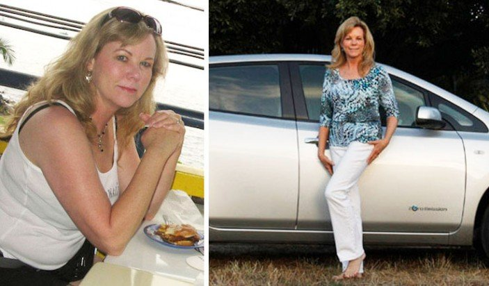 Before and After Photo of Diane Smith