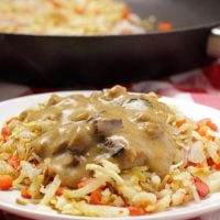 Country Hash with Gravy