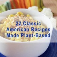 22 classic American recipes made plant-based