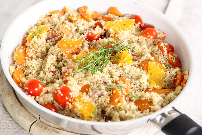 Couscous Tomatoes