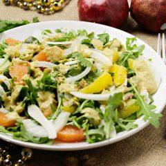Orange Fennel Salad