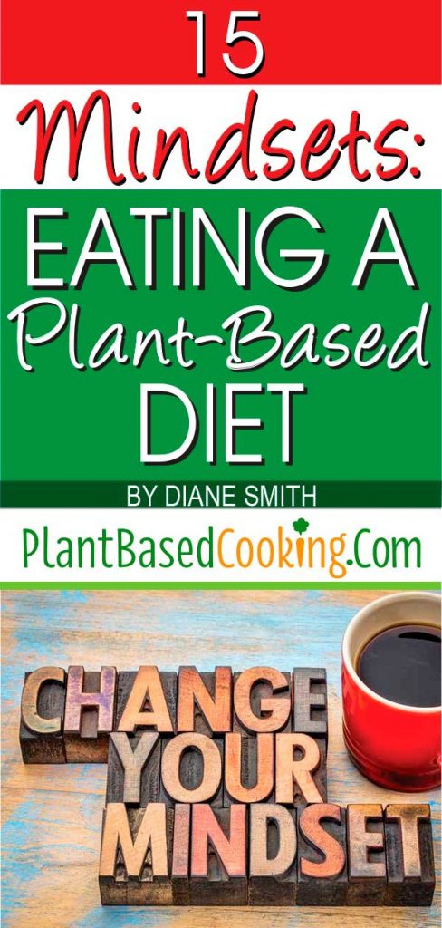 15 Mindsets: Eating a Plant-Based Diet Article