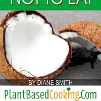 Coconut Oil – To Eat or Not to Eat Article
