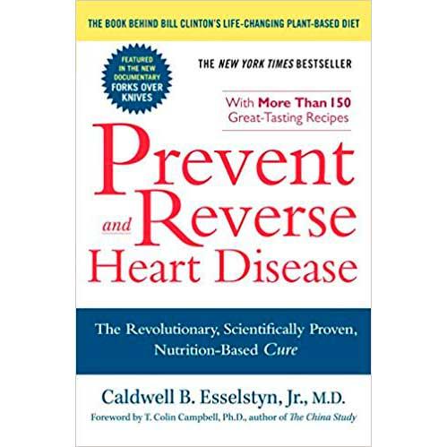 Prevent Reverse Heart Disease Book