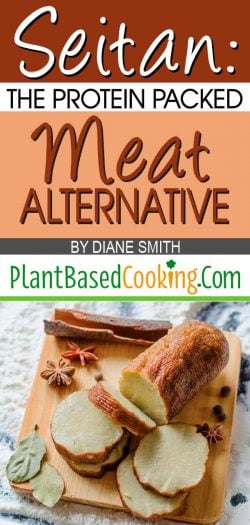 Seitan – Protein Packed Meat Alternative Article