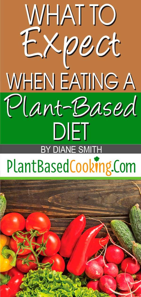 starting a plant base diet veavan