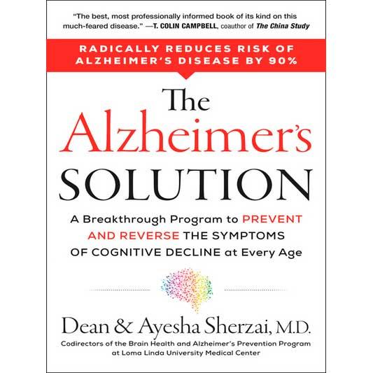 The Alzheimer's Solution Book