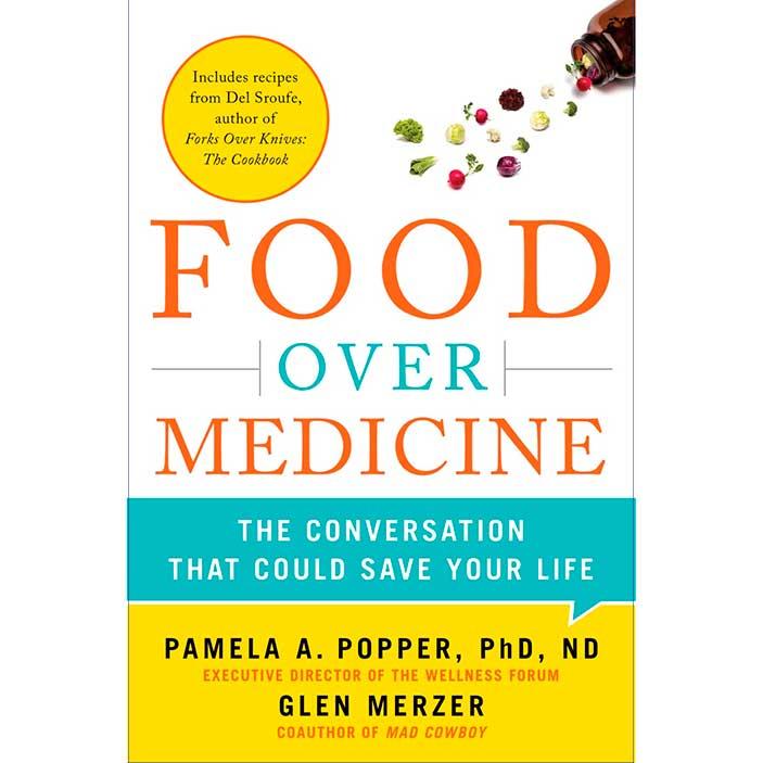 Food Over Medicine Book