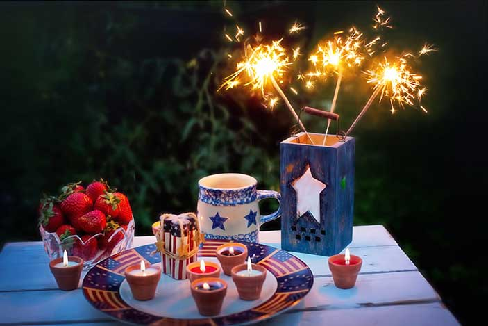 4th-of-July-Table