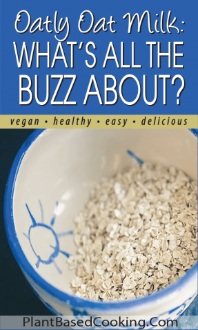 Oatly Oat Milk: What's All the Buzz About? article