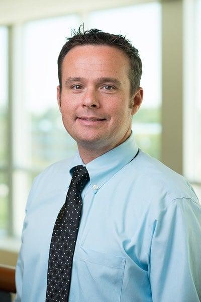 Cardiologist Dr. Andrew Freeman