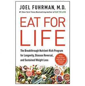 Eat for Life Book Cover