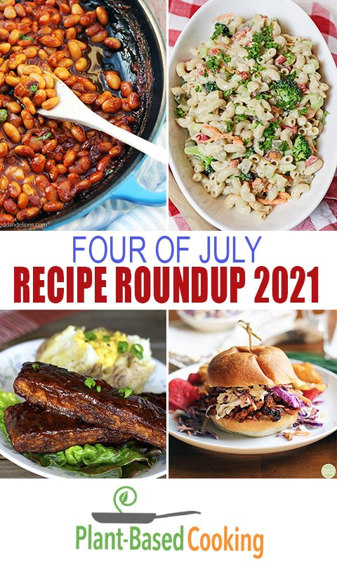 4th of July 2021 Recipe Roundup