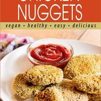 Vegan Chicken Nuggets Pinterest Pin