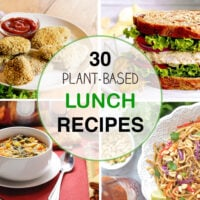 30 Plant-Based Lunch Recipes